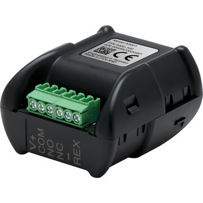 Axis A9801 Beveiligingscamera bevestiging & behuizing - Zwart
