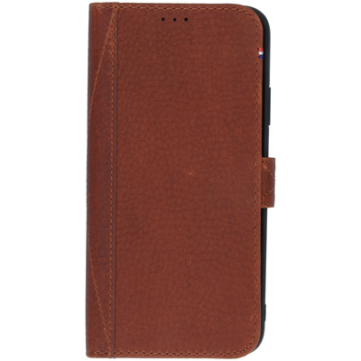 Decoded 2 in 1 Leather Detachable Wallet iPhone 11 Pro Max - Bruin - Bruin / Brown Mobile phone case