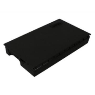 Asus batterij: 10.8V 4400mAh - Zwart