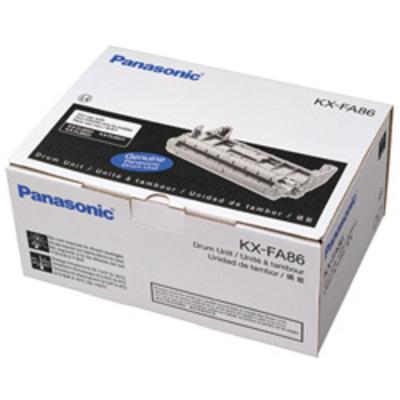 Panasonic KX-FA86 Drum - Zwart