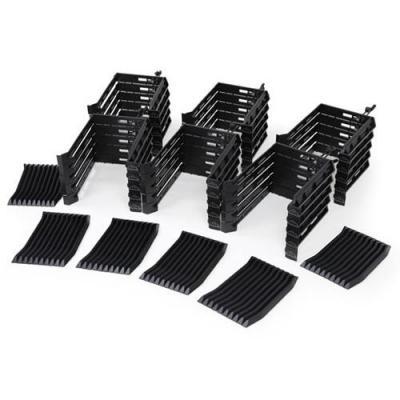 Dell laptop accessoire: Mobiele computer Cart - upgradekit (Latitude 11 Education reeks) - Zwart