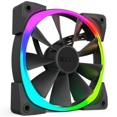 Nzxt Hardware koeling: Aer RGB - Zwart