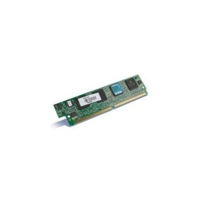 Cisco voice network module: 32-channel high-density voice and video DSP module