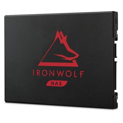 """Seagate IronWolf 125 250GB 3D TLC 2,5"""" SATA SSD"""