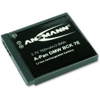 Ansmann A-Pan BCK 7 E - Zwart