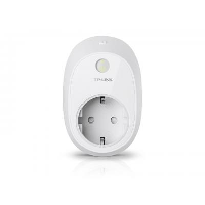 Tp-link netwerk verlenger: Wi-Fi Smart Plug with Energy Monitoring, 2.4GHz, IEEE 802.11b/g/n, 131.8g
