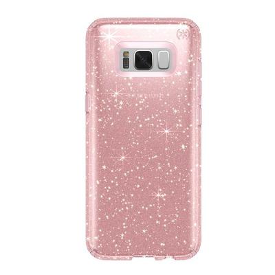 Speck Presidio Clear + Glitter Mobile phone case - Goud, Roze