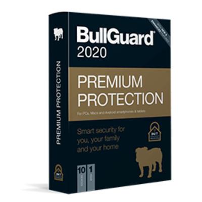BullGuard Premium Protection 2020 Software