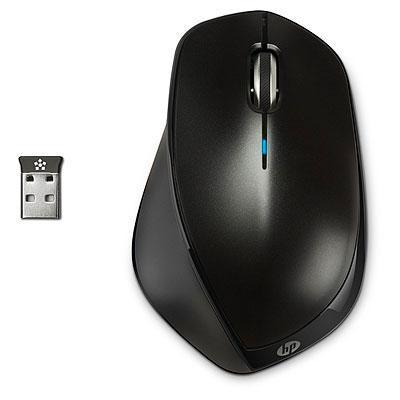 HP X4500 Computermuis - Zwart