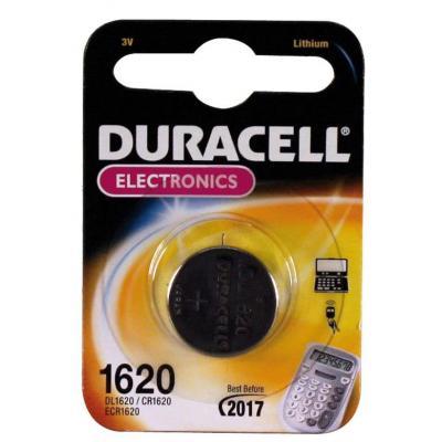 Duracell batterij: CR1620 3V