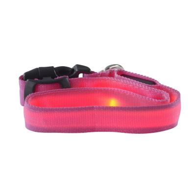 Ultron : save-E LED dog´s collar - Roze