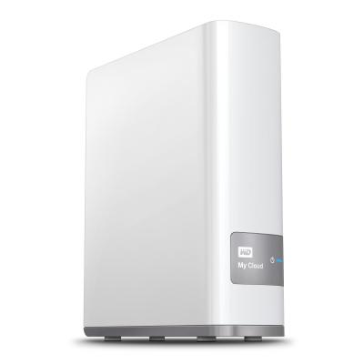 Western digital : My Cloud 3.5 Inch 1 bay My Cloud NAS, 8TB, Wit