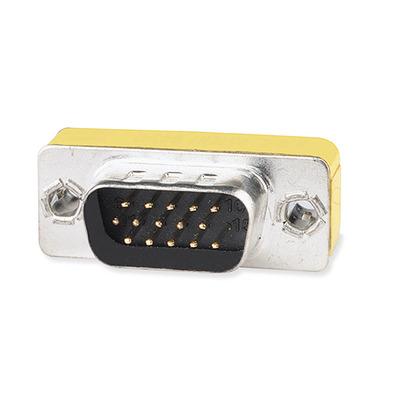 Extron 15HD GCM Kabel adapter - Zilver, Geel
