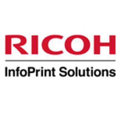 InfoPrint Cleaning Roller Printer reininging