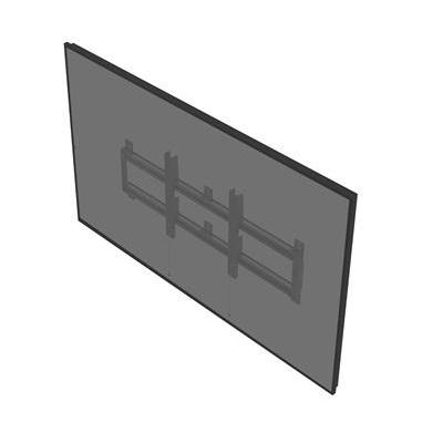 Smart Media LFD Mod XL Vert Bars Muur & plafond bevestigings accessoire - Antraciet