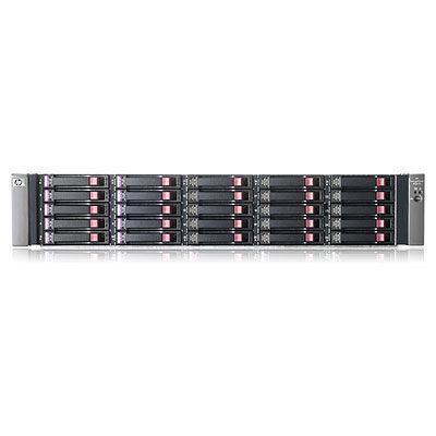 Hewlett packard enterprise dataopslagmedia: StorageWorks MSA70 Promo SAS Starter Kit