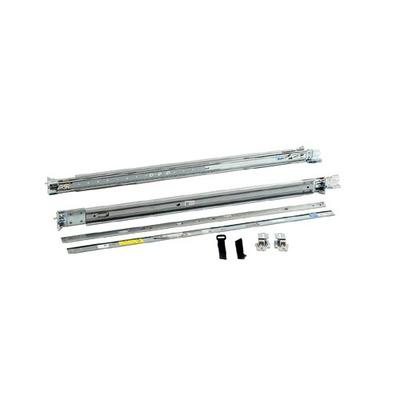 Dell rack toebehoren: Rail kit for 3U Rack - Zilver