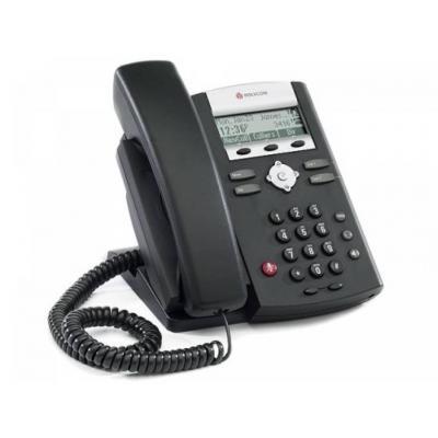 Polycom dect telefoon: SoundPoint IP 321 - Grijs