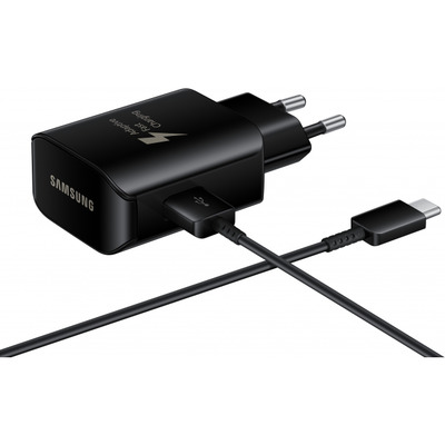 Samsung EP-TA300CBEGWW Oplader - Zwart