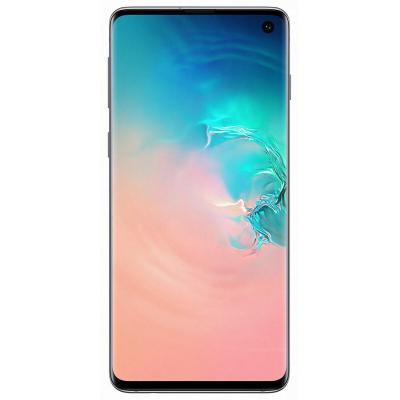Samsung smartphone: Galaxy S10 512GB Dual SIM Wit