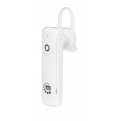 Manhattan Single Ear Bluetooth (promo), 10 hour usage time, Range 10m, Omnidirectional Mic, Integrated .....