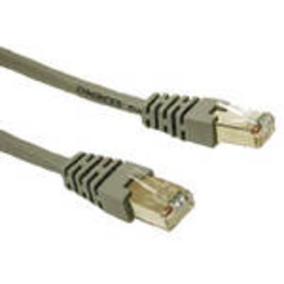 C2G 3m Cat5e Patch Cable Netwerkkabel - Grijs