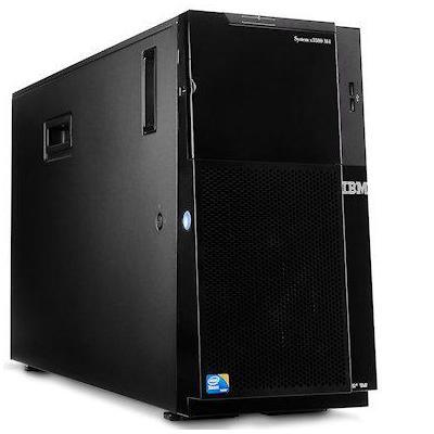 IBM x3500 M4 server