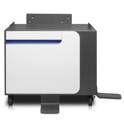 HP LaserJet 500 color Series Printer Cabinet Printerkast - Grijs