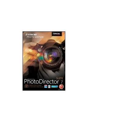 Cyberlink grafische software: Photo Director 7 Suite (download versie)