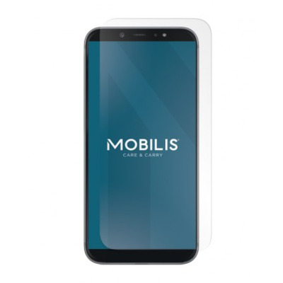 Mobilis tempered glass Clear finishing for Galaxy A02s Screen protector - Transparant