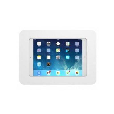 Compulocks : Rokku iPad Enclosure Wall Mount, Premium iPad Enclosure - Wit