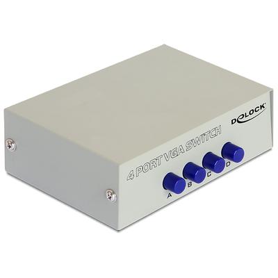 DeLOCK 87635 Switch - Beige