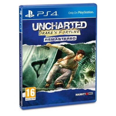 Sony game: Uncharted: Drakes Fortune