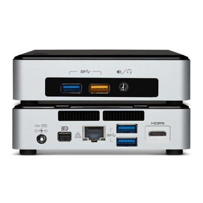 Vision i3 4K VMP mediaspeler - Zwart, Zilver
