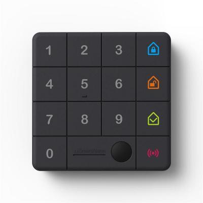 Ismartalarm afstandsbediening: Smart Keypad - Zwart