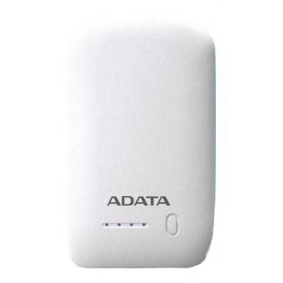 Adata powerbank: P10050 - Wit