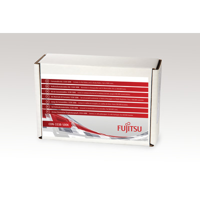 Fujitsu 3338-500K Printing equipment spare part - Multi kleuren