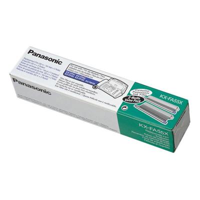 Panasonic faxlint: 2x140pages - Zwart