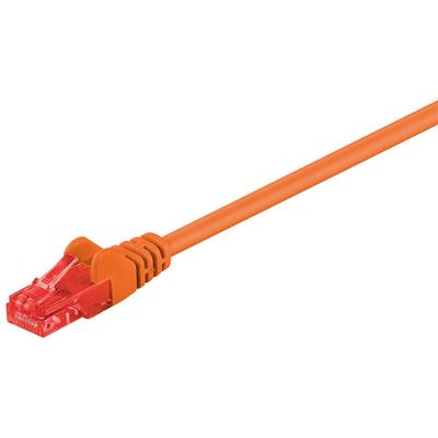 Microconnect 1.5m Cat6 Netwerkkabel - Oranje