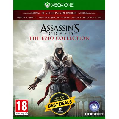 Ubisoft game: Assassin's Creed, The Ezio Collection  Xbox One