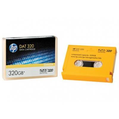 Hewlett Packard Enterprise 595007-001 lege datatapes