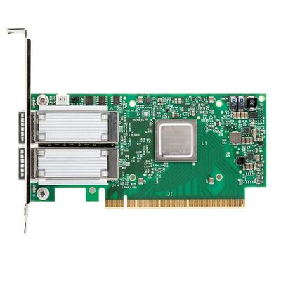 Mellanox Technologies MCX512F-ACAT Netwerkkaart - Groen, Metallic