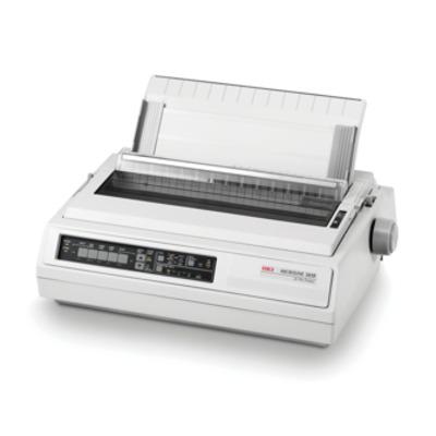 OKI ML3410 Dot matrix-printer