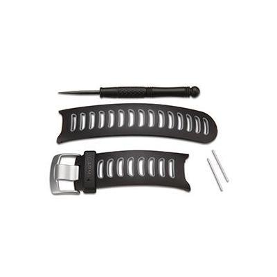 Garmin horloge-band: Vervangende band voor zwartgrijze Approach S3