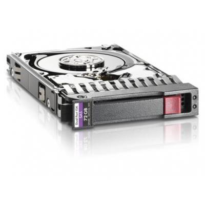 Hewlett Packard Enterprise 300GB SAS (2.5-inch) Enterprise Interne harde schijf