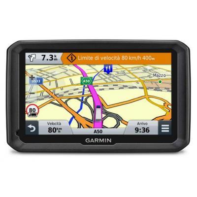 Garmin navigatie: dēzl 570LMT-D - Zwart