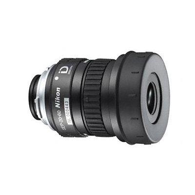 Nikon oculair: SEP 20-60 - Zwart