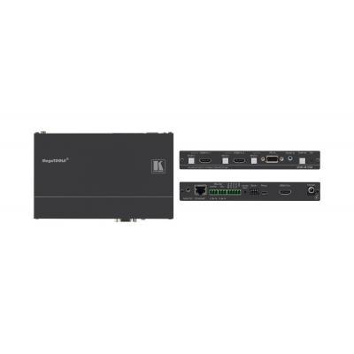 Kramer Electronics 4K60 4:2:0 HDMI & VGA Auto Switcher with Maestro Room Automation AV extender - .....