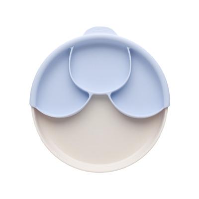 Miniware Healthy Meal Set Peuter voeding - Lavendel,Vanillekleur