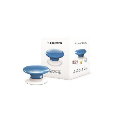 Fibaro : The Button - Blauw, Wit